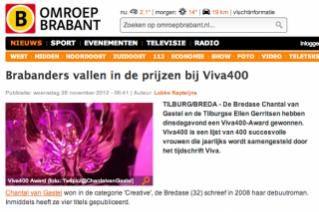 2012-11-28 | Ellen wint Viva 400 Eco | Omroep Brabant
