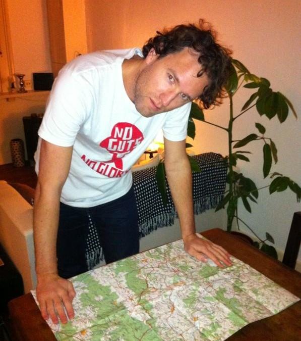 Egbert loop naar Rome