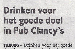2012-02-23 | No Drinks No Glory |  Brabands Dagblad