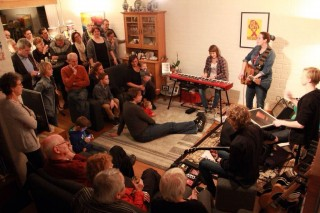 Huiskamer Concert